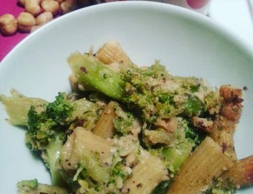 sformato di pasta coi broccoli