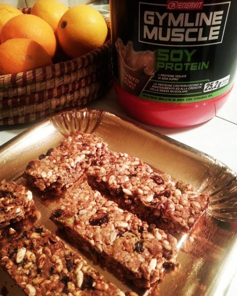 barrette proteine