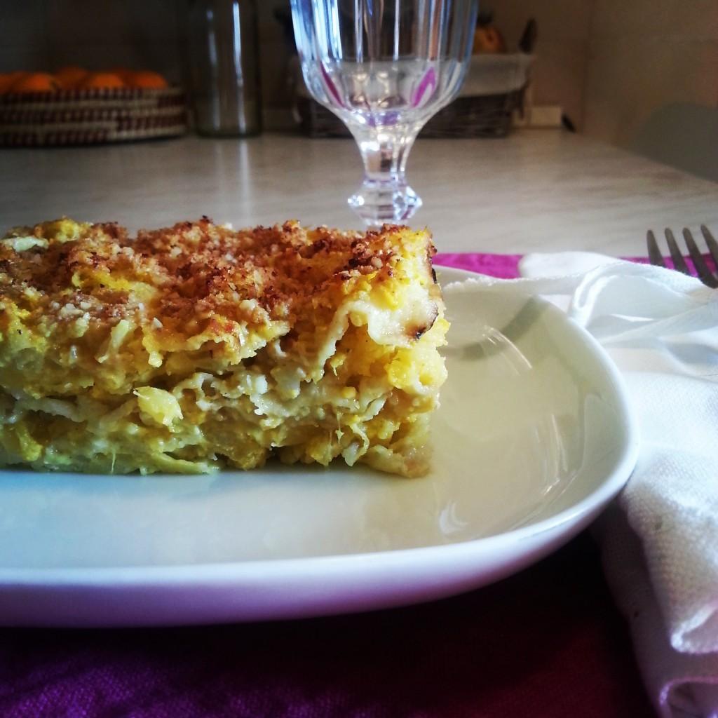 lasagne di cavolfiore