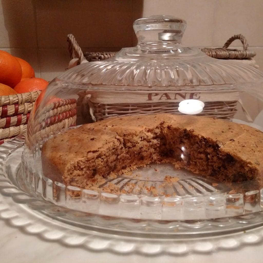 torta cri di nocciole e cioccolato 1