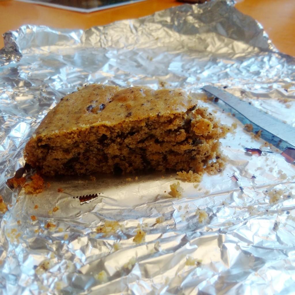 torta cri di nocciole e cioccolato 2