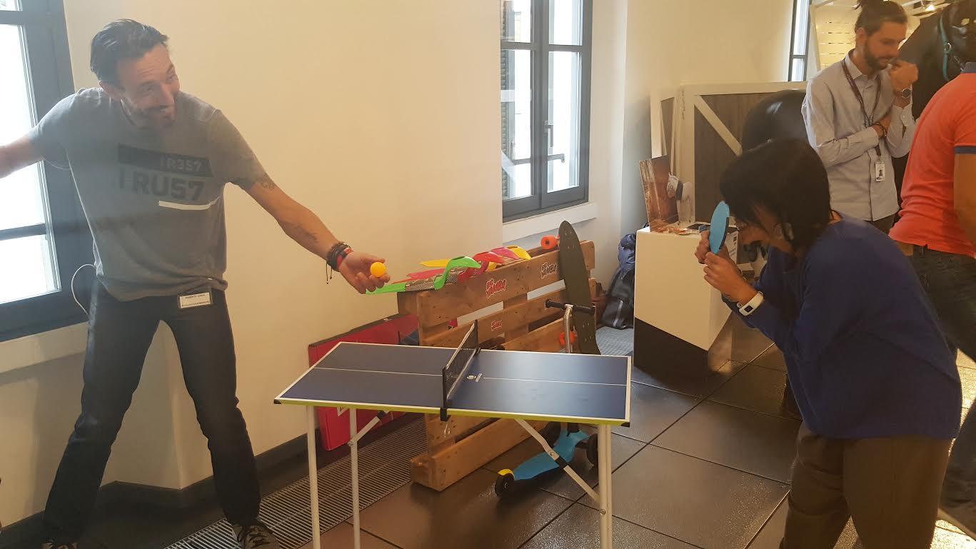 Decathlon qualita 39 e innovazione alla portata di tutti run veg - Tavolo ping pong artengo ...