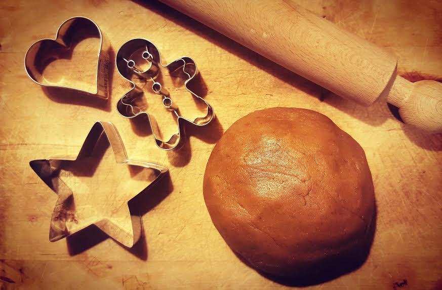 biscotti speziati vegani di natale