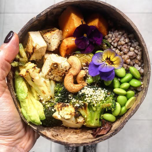 run veg buddha bowls